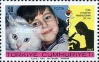 [The 125th Anniversary of the Turkish Veterinary Medical Service, Typ BFR]