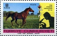 [The 125th Anniversary of the Turkish Veterinary Medical Service, Typ BFS]