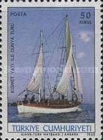 [Sadun Boro's World Voyage in Ketch Kismet, Typ BGI]