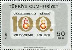 [The 100th Anniversary of the Galatasaray High School, Typ BGM]