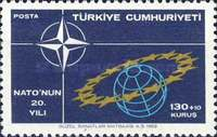 [The 20th Anniversary of NATO, Typ BHD]
