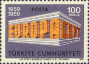 [EUROPA Stamps, Typ BHG]