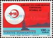 [The 21st International Red Cross Conference, Istanbul, Typ BHV]
