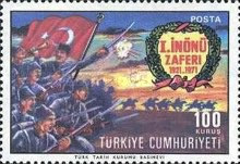 [The 50th Anniversary of the First Battle of Inonu, type BJU]