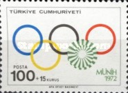 [Olympic Games - Munich, Germany, Typ BLP]