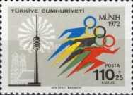 [Olympic Games - Munich, Germany, Typ BLQ]