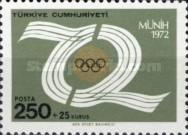 [Olympic Games - Munich, Germany, Typ BLR]