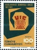 [The 50th Anniversary of the International Railway Union, Typ BLY]