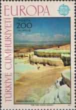 [EUROPA Stamps - Landscapes, Typ BQW]
