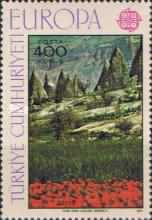 [EUROPA Stamps - Landscapes, Typ BQX]