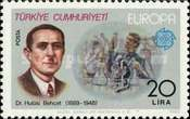 [EUROPA Stamps - Famous People, Typ BTZ]