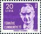 [The 100th Anniversary of the Birth of Kemal Ataturk, Typ BUR1]