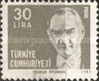 [The 100th Anniversary of the Birth of Ataturk, Typ BUR6]