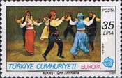 [EUROPA Stamps - Folklore, Typ BUY]