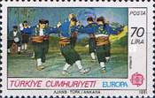 [EUROPA Stamps - Folklore, type BUZ]