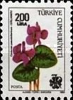 [Flowers and Road Safety Stamps Surcharged, type BZF1]