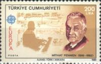 [EUROPA Stamps - European Music Year, Typ CAC]
