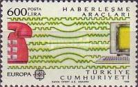 [EUROPA Stamps - Transportation and Communications, Typ CDT]