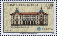[EUROPA Stamps - Post Offices, type CGL]