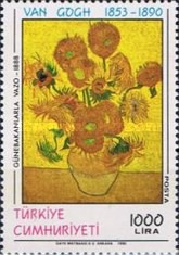 [The 100th Anniversary of the Death of Vincent van Gogh - Painter, type CGW]