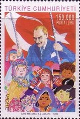[EUROPA Stamps - Festivals and National Celebrations, Typ CPV]