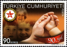 [The 90th Anniversary of the Social Services and Children Protection Agency, Typ DSU]