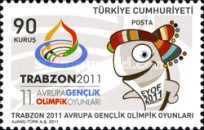 [European Youth Olympic Festival, Trabzon, Typ DTE]