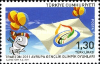 [European Youth Olympic Festival, Trabzon, Typ DTF]