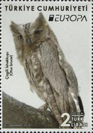 [EUROPA Stamps - National Birds, type FKE]