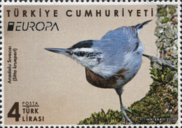 [EUROPA Stamps - National Birds, type FKF]