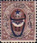 [Postage-Due Stamps No.5-9 Overprinted, Typ FN4]