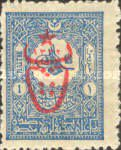 [No.97-103 Overprinted - No.104 Surcharged, Typ GC3]