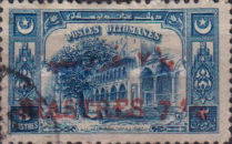 [Previous Issued Stamps Surcharged, Typ IL4]