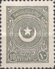 [Cresent and Star - Different Perforation, Typ JI20]