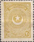 [Cresent and Star - Different Perforation, Typ JI21]