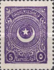 [Cresent and Star - Different Perforation, Typ JI27]