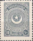 [Cresent and Star - Different Perforation, Typ JI29]