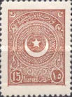 [Cresent and Star - Different Perforation, Typ JI30]