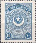 [Cresent and Star - Different Perforation, Typ JI39]