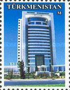[Building - Self Adhesive Stamp, Typ FQ]
