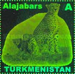 [Fauna of Turkmenistan - Self Adhesive Stamps, type HB1]