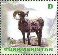 [Fauna of Turkmenistan, Typ HQ]