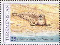 [Worldwide Nature Protection - The Caspian Seal, Typ S]