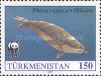 [Worldwide Nature Protection - The Caspian Seal, Typ V]