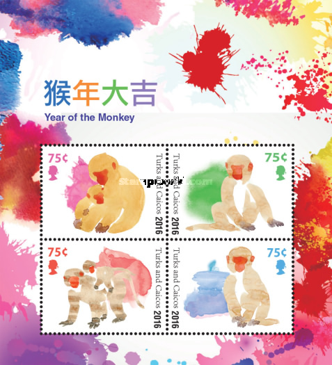 [Chinese New Year 2016 - Year of the Monkey, type ]