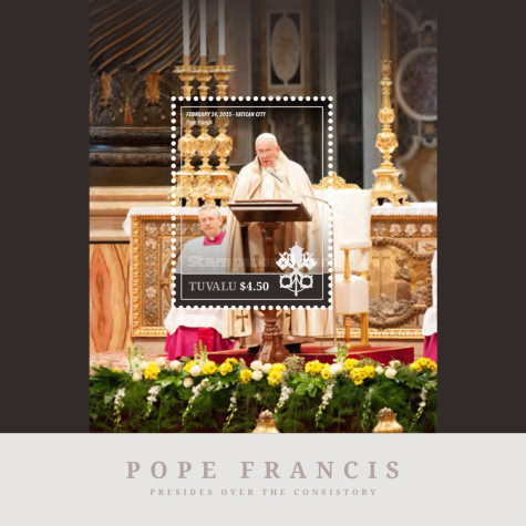 [Pope Francis, type ]