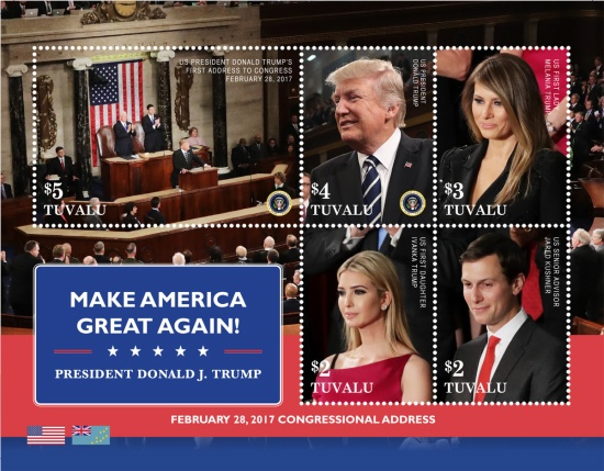 [Inauguration of Donald J. Trump as 45th American President, type ]