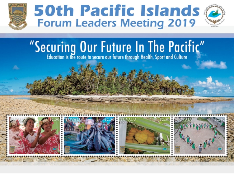 [The 50th Pacific Islands Forum Leaders Meeting, Tuvalu, Typ ]