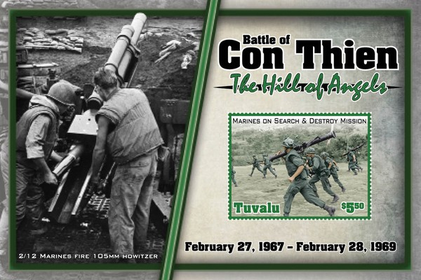 [The Battle  of Con Thien - The Hill of Angels, type ]