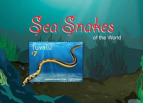 [Fauna - Sea Snakes of the World, type ]